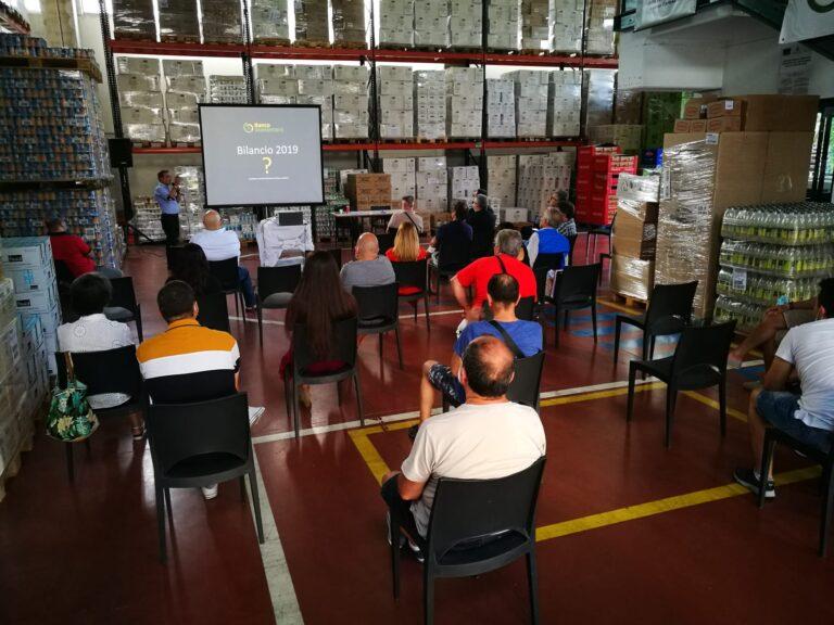 Banco alimentare: aumentano i proveri in Abruzzo