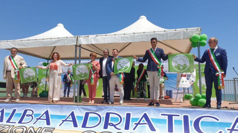 Giulianova conquista la Bandiera Verde anche per il 2020