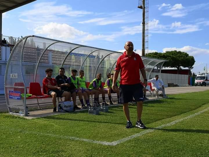 Promozione, mister Castellano confermato sulla panchina del Silvi Calcio