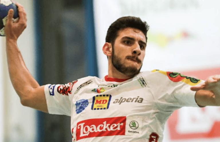 Pallamano, la Nazionale in Abruzzo con il teramano Stefano Arcieri