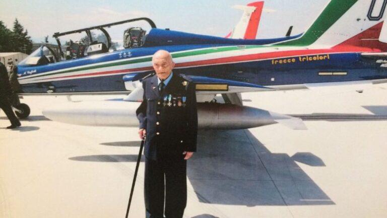 Spoltore, morto a 104 anni il maresciallo Morelli