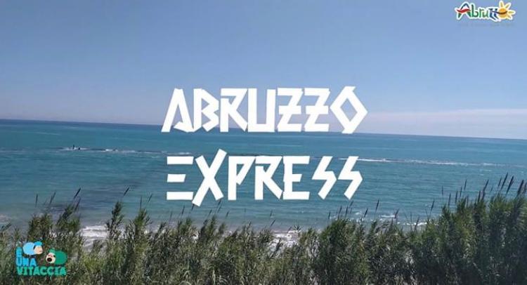 Abruzzo Express: ecco l'inedito del duo E' una vitaccia VIDEO
