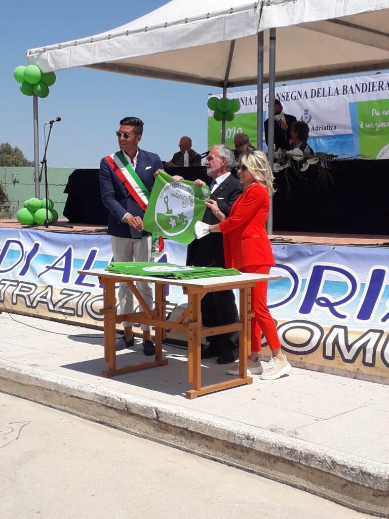 Bandiera Verde: Tortoreto si conferma spiaggia a misura di bambino
