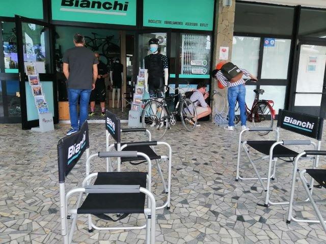 Francavilla al Mare, inaugurazione ufficiale per la Ciclostazione dei Trabocchi