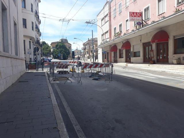 Chieti, al via 400mila euro di lavori pubblici in città