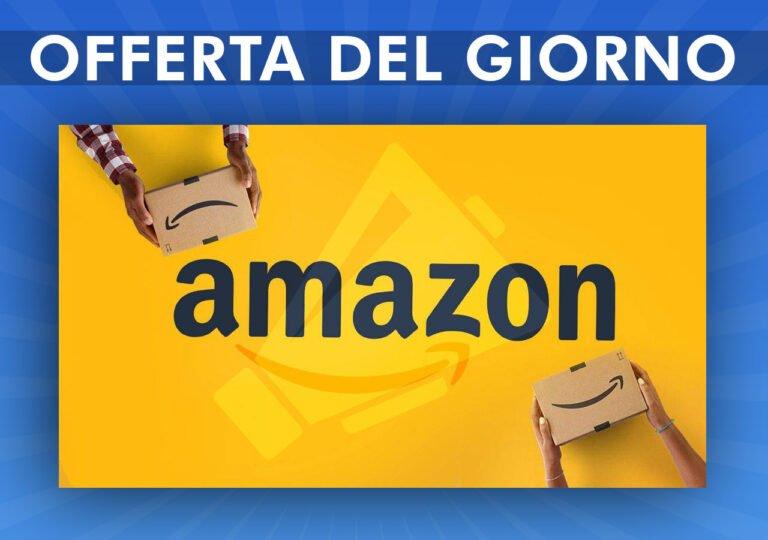 Le Offerte di oggi su Amazon – Giovedì 4 giugno 2020
