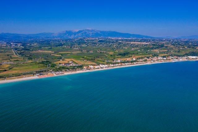 L'Arta promuove ancora una volta come 'eccellenti' le acque balneari di Fossacesia