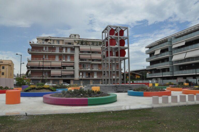 Pescara, la piazza di Summa pronta entro fine giugno