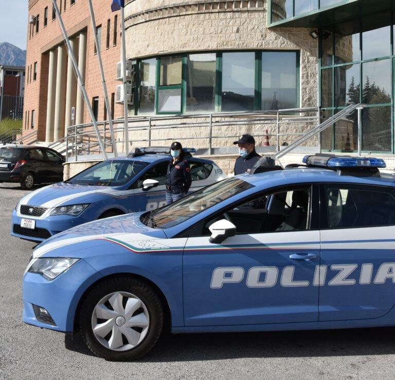 L'Aquila, traffico di stupefacenti: estradati in Italia due degli spacciatori