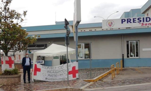 Ospedale di Atessa, Schael: 'Il futuro sarà meglio di prima'