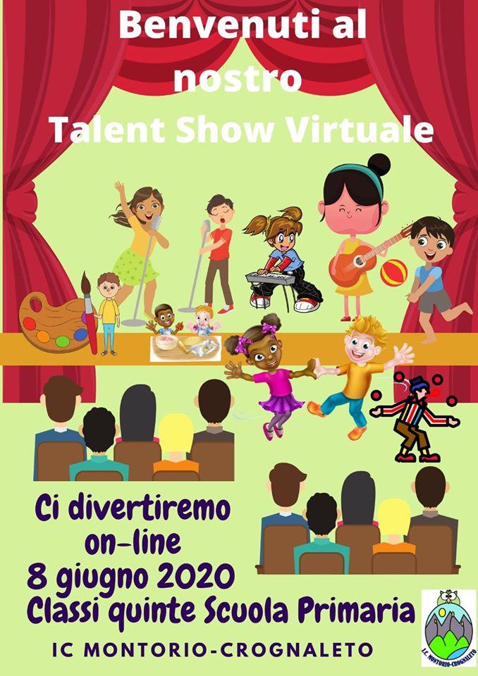 Istituto Comprensivo Montorio-Crognaleto: la festa di fine anno sarà online