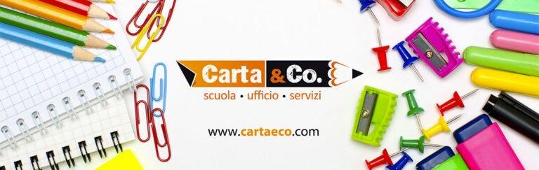 Servizio di grafica e stampa da Carta & Co