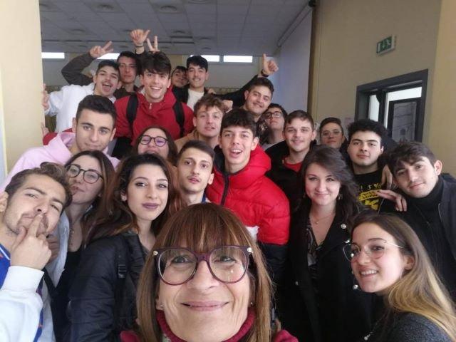 Villa Santa Maria, gli studenti dell'Ipssar vincitori del concorso nazionale 'Filmare la storia'