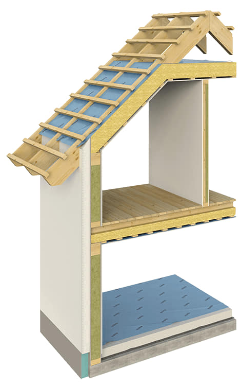 PASSIONE LEGNO COSTRUZIONI: ampia e versatile possibilità di realizzazioni in legno