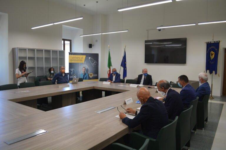 L'Aquila, convenzione tra Università e CNA Abruzzo per integrazione con il mondo del lavoro