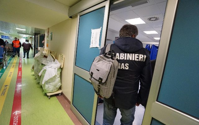 Blitz del Nas nelle mense degli ospedali abruzzesi: tre denunce