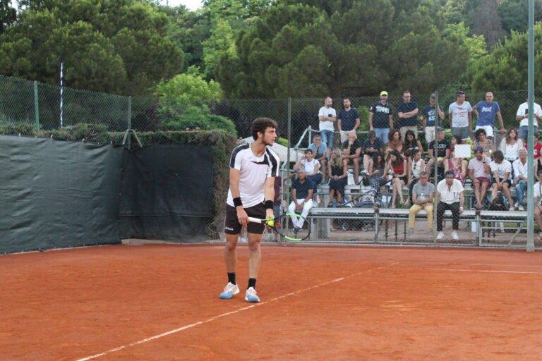 Tennis Club Roseto, al via il Torneo Oper Maschile 'Bartolacci'