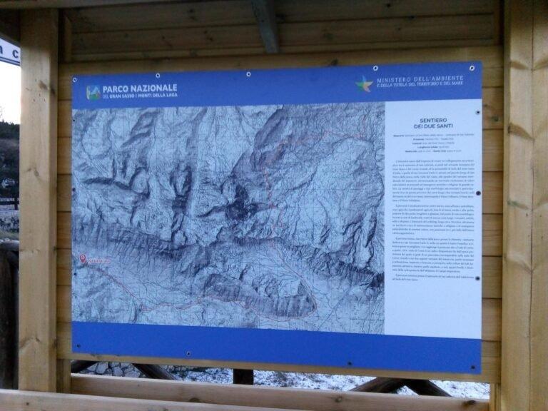 Un sentiero tra le montagne amate da Papa Wojtyla: inaugurazione al Santuario di San Gabriele