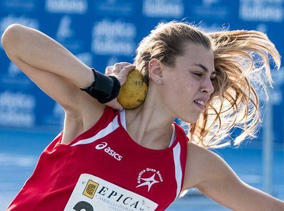 Atletica Gran Sasso: Ludovica Montanaro brilla a L'Aquila