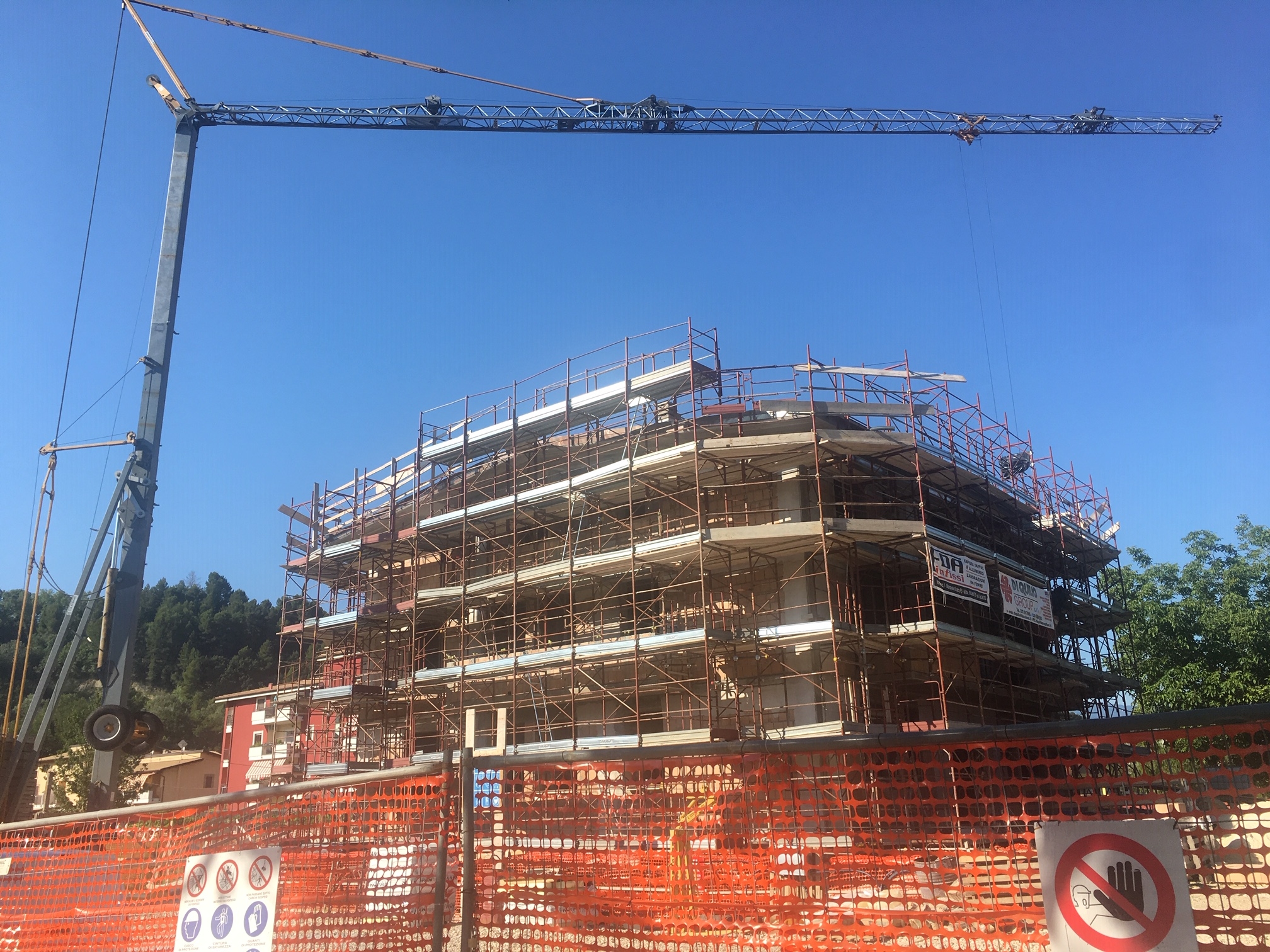 Pescara Manoppello, entro fine anno la nuova caserma dei ...
