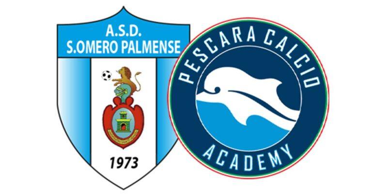 Sant'Omero Palmense: affiliazione con l'Academy del Pescara Calcio