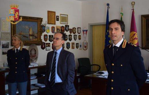 Un civitellese alla guida del commissariato di San Benedetto del Tronto
