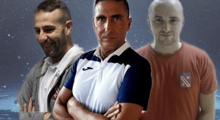 Calcio a 5, il nuovo staff tecnico dell'Asd Lisciani Teramo