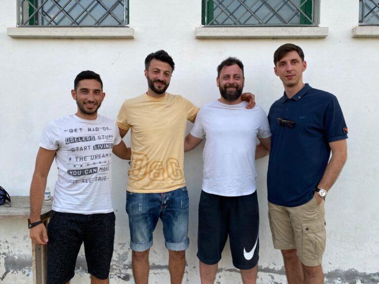 Fontanelle: prima riunione del nuovo staff tecnico
