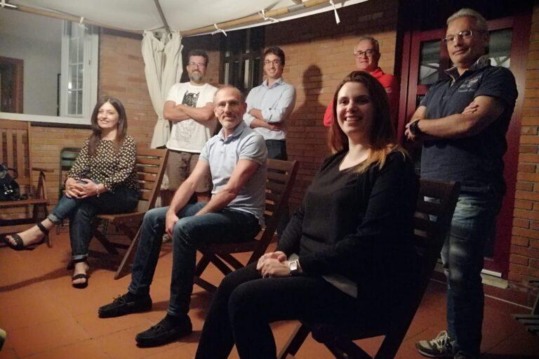 Elezioni Montorio, Sergio Rossi presenta il gruppo civico #CICREDO