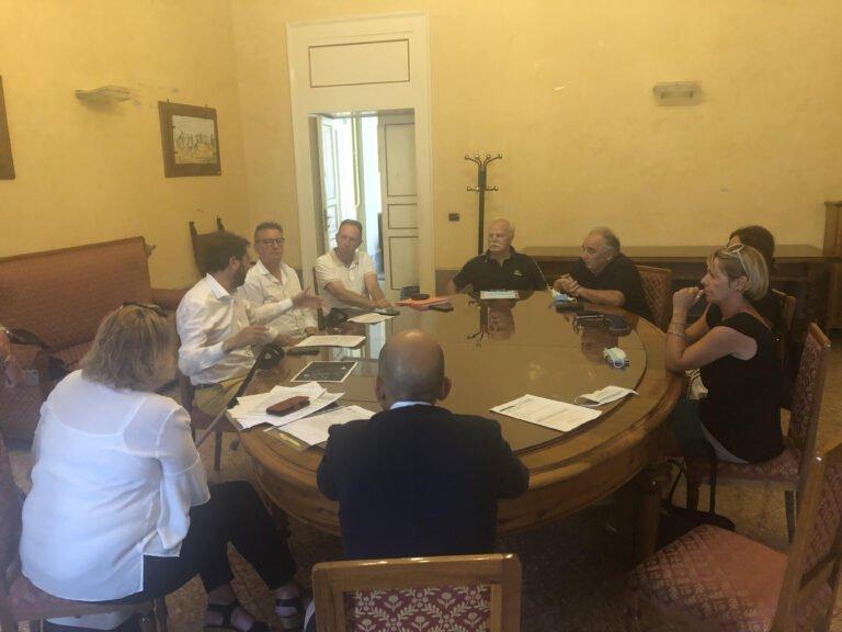 Roseto, centro riuso e raccolta rifiuti: i Comitati incontrano il presidente Di Bonaventura