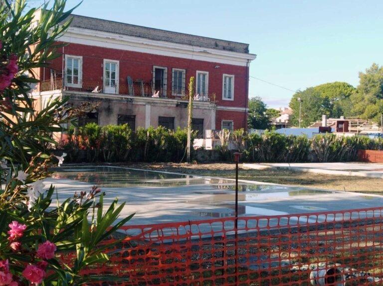 Giulianova, Il Cittadino Governante contro il cemento al Parco Chico Mendes
