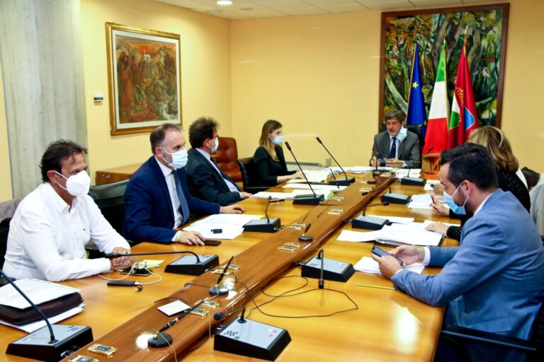 Abruzzo, giunta regionale: i provvedimenti di oggi