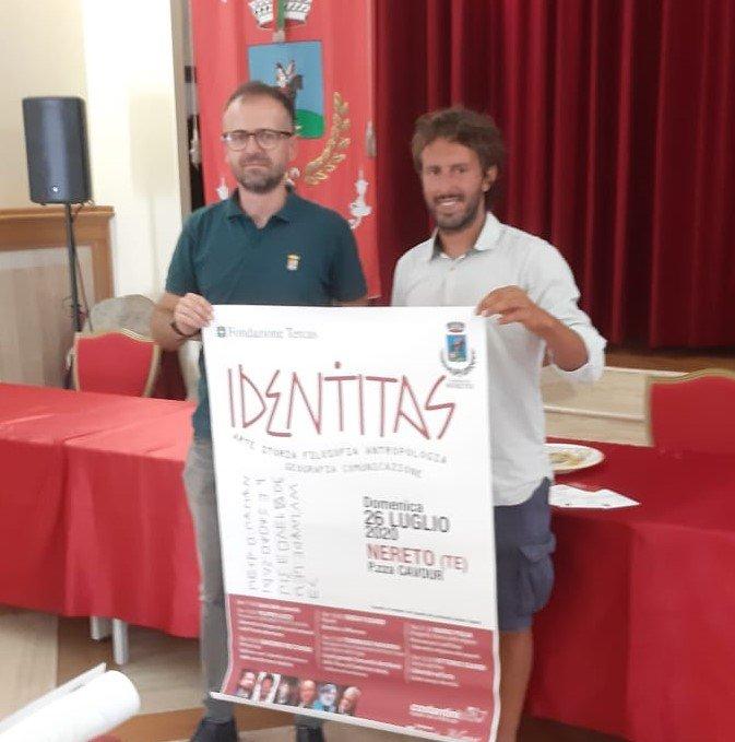 """Nereto, """"identitas"""": festival della filosofia in piazza con tanti ospiti. Il programma"""