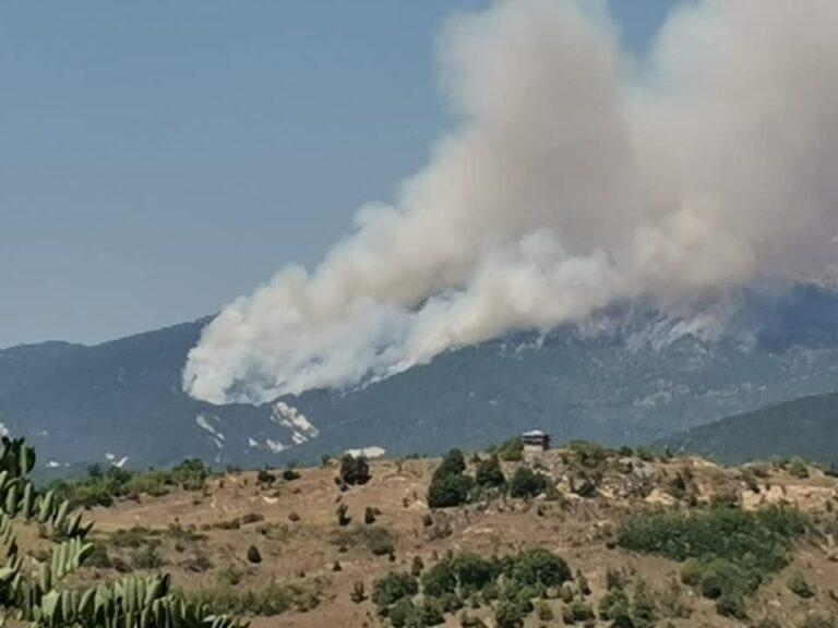L'Aquila, maxi-incendio di Arischia: proseguono le operazioni