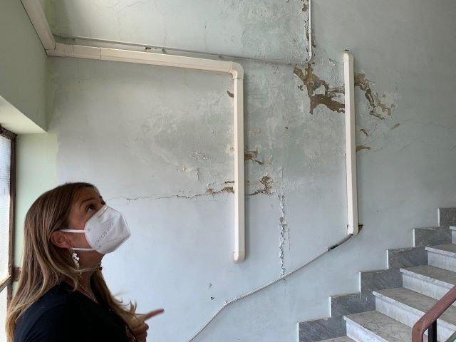 Ex Ospedale pediatrico di Chieti, Marcozzi: 'Struttura abbandonata e in stato di degrado assoluto'