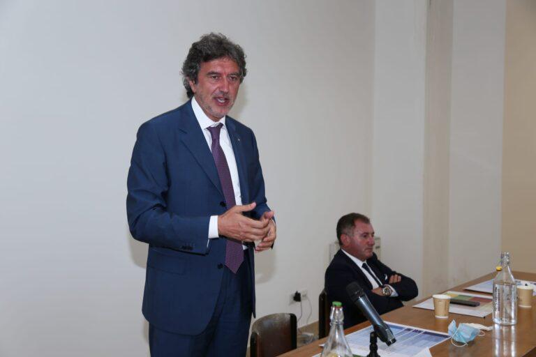 Marsilio: il ritiro del Napoli sarà una grande opportunità per tutto il territorio
