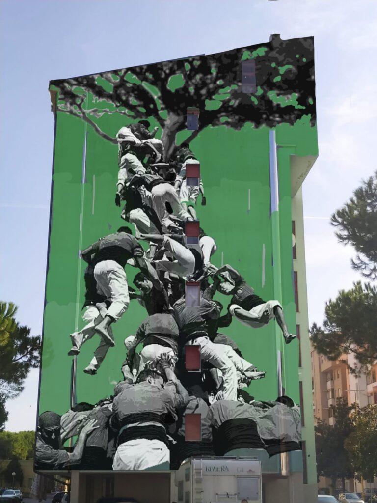 Giulianova, Comitato di Quartiere: annullato il voto del murale all'Annunziata