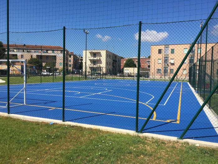 """Pescara, il campo del Parco dello Sport a pagamento: """"Fino a 90 euro per le partite"""""""