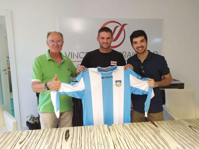 Prima Categoria, Fabrizio Grassi è un nuovo giocatore della Virtus Pescara