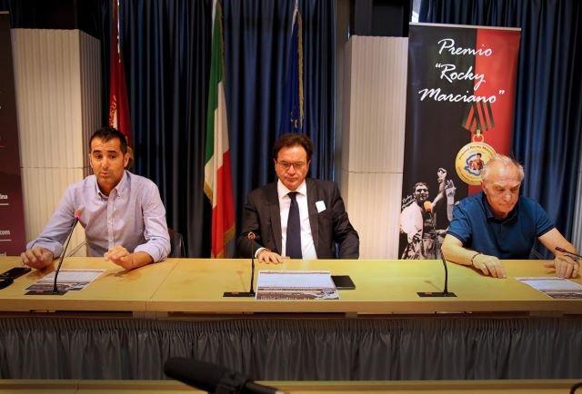 Eventi: presentato a Pescara il Premio Rocky Marciano VIDEO
