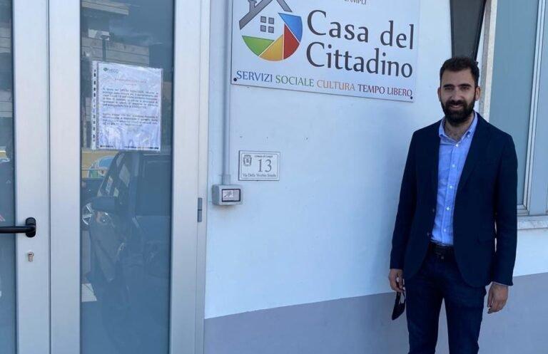 Sant'Onofrio, ufficio anagrafe potenziato anche con la carta d'identità elettronica