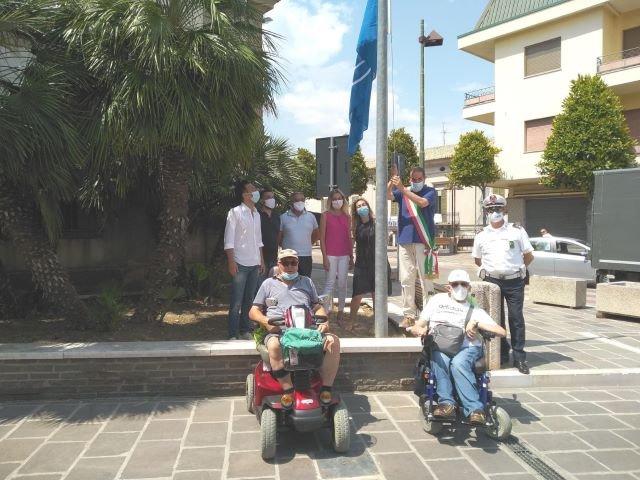 Sventola la Bandiera Blu nel Municipio di Fossacesia