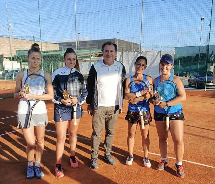 """Concluso il torneo femminile """"EstaTennis 2020"""" del Circolo Silvi"""