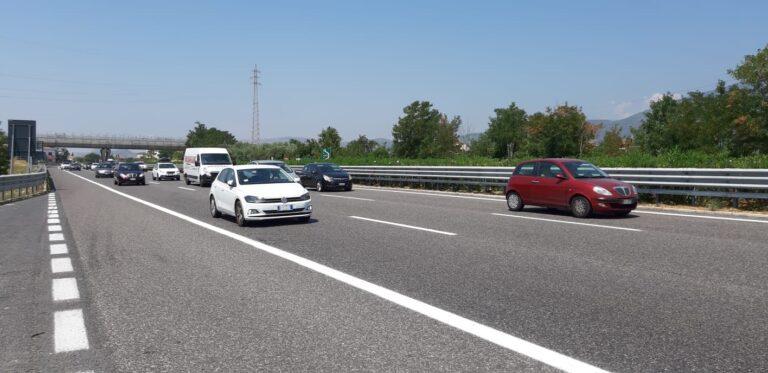 A giugno sulle strade Anas il traffico è cresciuto del 53%. Il report