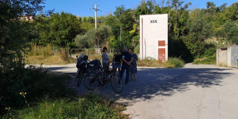 Roseto, centro di raccolta rifiuti in via Fonte dell'Olmo. Il comitato cittadino non si arrende NOSTRE INTERVISTE