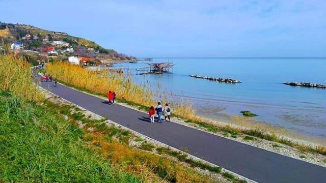Via Verde della costa dei Trabocchi, accordo siglato tra Provincia e Impresa