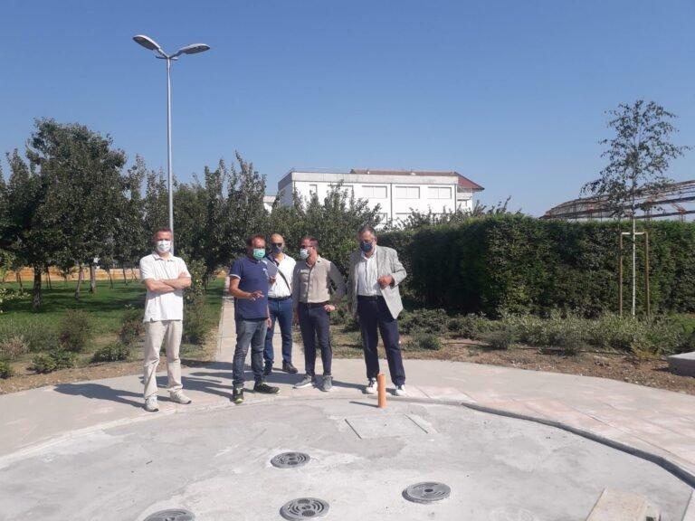 Giulianova, visita istituzionale di Costantini e Vasanella alla RSA di Villa Volpe FOTO