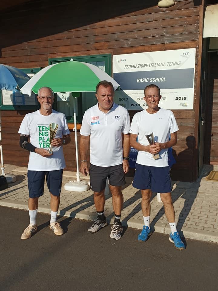 Tennis, Memorial 'Sergio Mazzone': i risultati FOTO