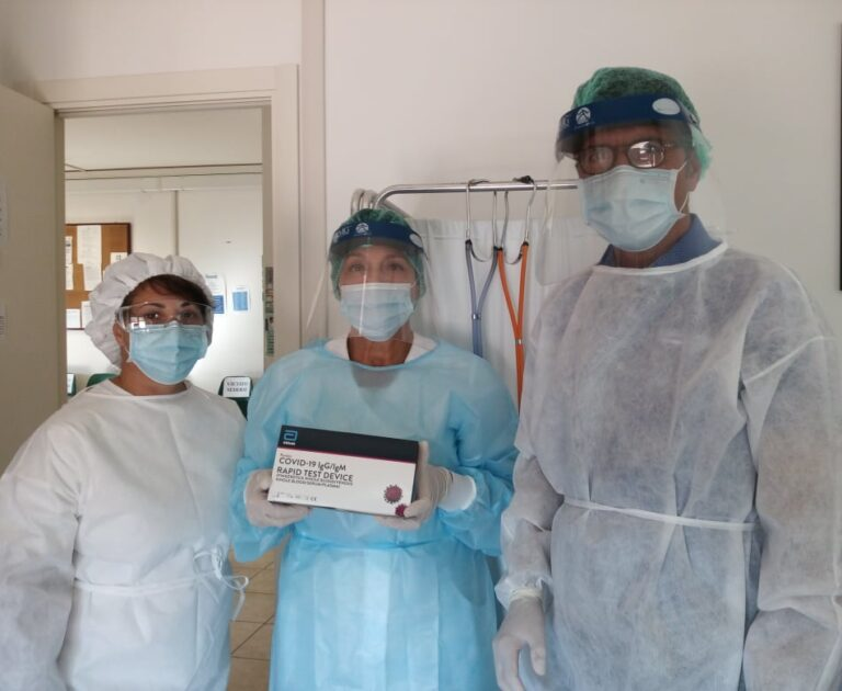 Colonnella, test sierologici per docenti e personale: ecco perchè abbiamo aderito