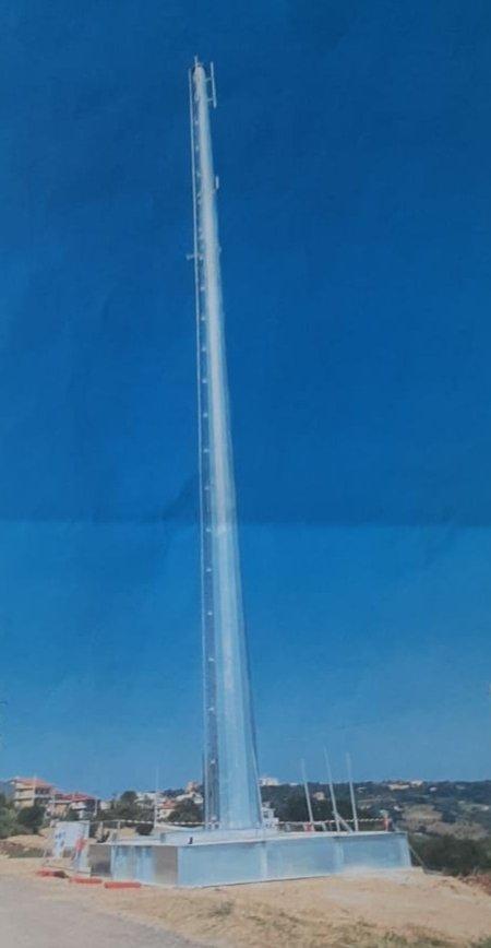 Atri, poca trasparenza sull'installazione di un'antenna in via dei Sanniti: Basilico scrive al Prefetto